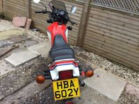Excellent original low mileage bike rz/rd 125 lc