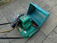 Suffolk Punch 35SK petrol lawnmover (not working)