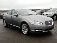 2008 JAGUAR XF 2.7 DIESEL LUXURY WITH ONLY 29000 MILES, FULL SERVICE HISTORY