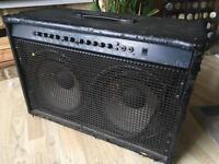 "Laney 2x12"" 120w celestion guitar amp"