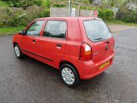 2006 Suzuki Alto 1.1 GL 5dr Manual @07445775115 2 Keys+Full+History+30£Road+Tax+Rear+Brand+New+Tyres