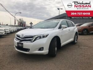 2014 Toyota Venza Limited AWD! Leather! Heated Seats