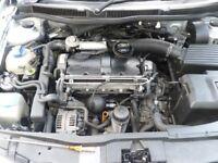 VW GOLF MK4 AUDI A3 BORA SEAT LEÓN ŠKODA OCTAVIA DIESEL ENGINE BREAKING