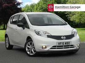 Nissan Note 1.2 DiG-S Tekna 5dr Auto (white) 2015