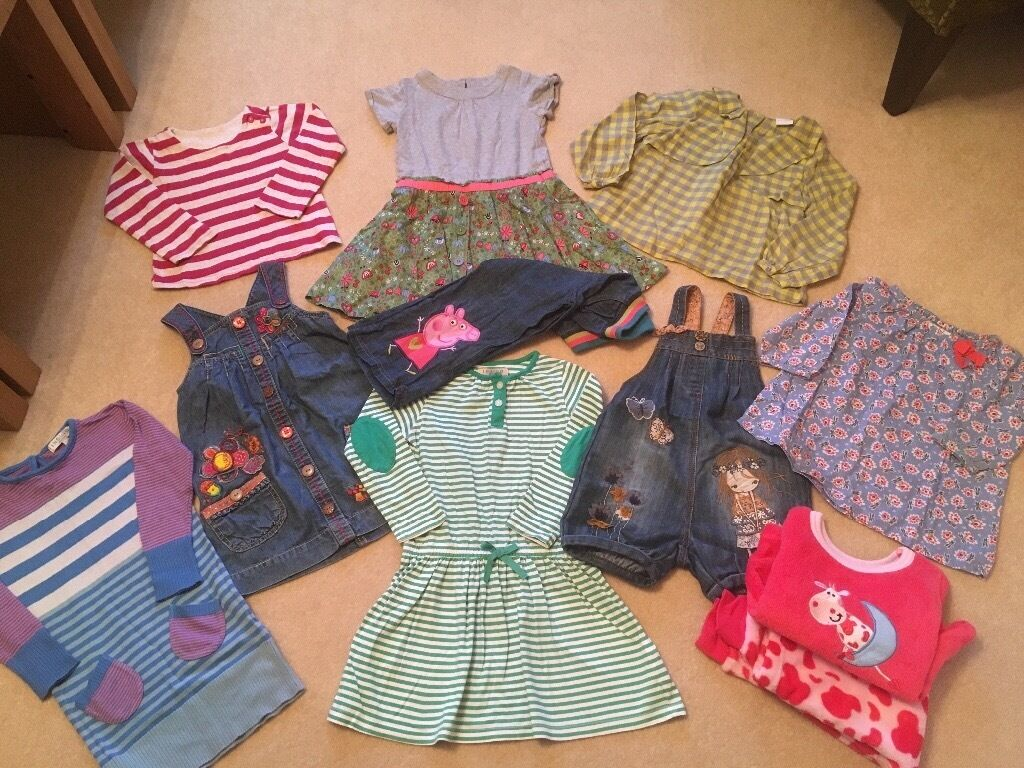 Girls Clothes Bundle2 3 years (10 itemsin Dunfermline, FifeGumtree - All in excellent condition, 10 items From a smoke and pet free home Duloch, Dunfermline collection