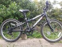 ALUMINIUM Dawes ROCKET MTN Bike, 20in Wheels,6 spd, Kenda Tyres, F.W.O, Black, good tyres