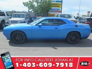 2016 Dodge Challenger SXT Plus, Leather, Camera, Sensors, 305HP