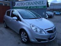 Vauxhall Corsa 1.4 i 16v Club 5dr£3,485 p/x welcome FREE WARRANTY. NEW MOT