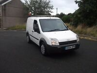 2004 '54' Ford Transit Connect SWB - Ex Western Van - Long MOT - Clean Van
