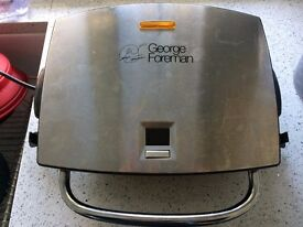 George Foreman Grill - great condition