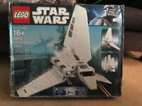 Lego 10212 Imperial Shuttle, Ultimate Collection Series USC, Complete, Boxed, collectible, rare