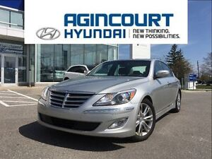2012 Hyundai Genesis 3.8 TECH/NAVI/LEATHER/OFF LEASE/ONLY 54746K