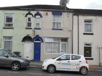**LET BY** 1 BEDROOM FIRST FLOOR FLAT - ST ANN STREET**NO DEPOSIT**DSS ACCEPTED**
