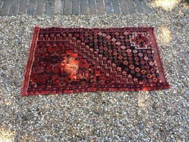 Small top quality oriental rug