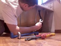 Local Plumber - £45 Repairs, No Callout Charge - Bathroom Fitter, Shower, Taps, Blocked Toilets