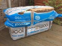 50mm wool cavity insulation
