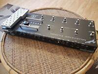 Fender mustang floor multi fx pedal **not used**