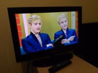 """Excellent 26"""" SAMSUNG LCD TV hd ready, freeview"""