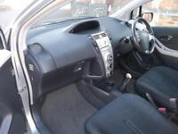Toyota Yaris 1.3 VVT-i Zinc 3dr (silver) 2007
