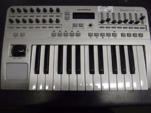 Novation Remote 25 Midi Controller For Sale. We Sell Used Pro- Audio Equipment. 114244