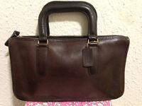 PRICE LOWERED VINTAGE Authentic Coach Purse/Handbag, Designer