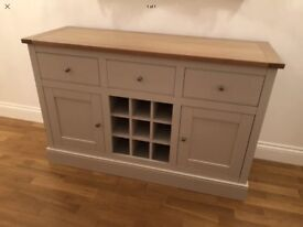 Next Side Board Shaftsbury Ivory in colour