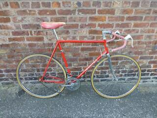 "Vinatge ""Grand Prix"" Road Bike/Fixed Gear Project RARE."