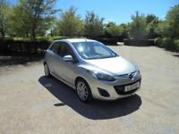 Mazda Mazda2 Tamura 5dr (silver) 2012