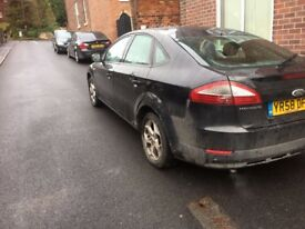 Ford mondeo 2008 140bhp 2.0 tdci
