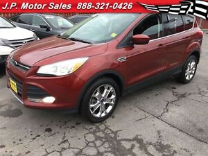 2014 Ford Escape SE, Automatic, Navigation, Heated Seats, 4x4