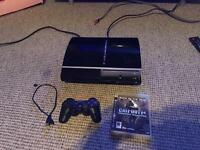 PS3 console 80GB model complete fully working