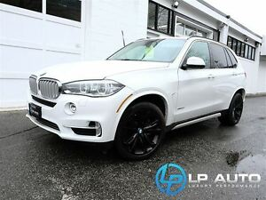 2014 BMW X5 xDrive50i with only 14000kms!!