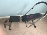 Ab King Pro and Cross Trainer