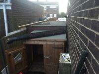 Chicken shed / coop