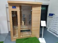 Infra Red Sauna - plug in and go !