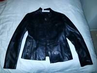 MAX MARA WEEKEND sheep leather jacket