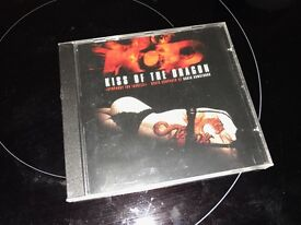 KISS OF THE DRAGON ONE SHORT TRACK AND THE REST AARE ROLLED INTO ONE BBIG TRACK