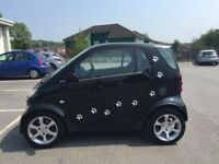 Smart Fortwo 0.7 automatic with 12 months mot and full service history
