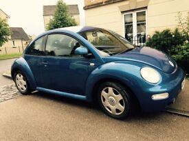 VW Beetle 1.8 T 2002