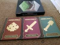 Minecraft books inc blockopedia