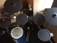 Roland Td-4K electronic drum kit