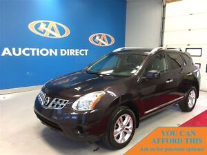 2013 Nissan Rogue SV, BLUETOOTH, HEATED SEATS, BACK UP CAM, FINA