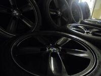 "16"" genuine bmw black Alloys Wheels 1 3 Series 5x120"