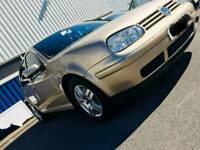 VW GOLF 1.9TDI 130 BHP