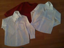 3-4 Years School Uniform