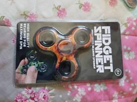 Fidget spinners brand new