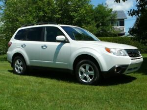 2009 Subaru Forester Touring Sport AWD Toit panoramique, Rav4 CR