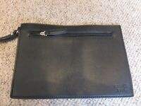 Black Versace Jeans Clutch bag
