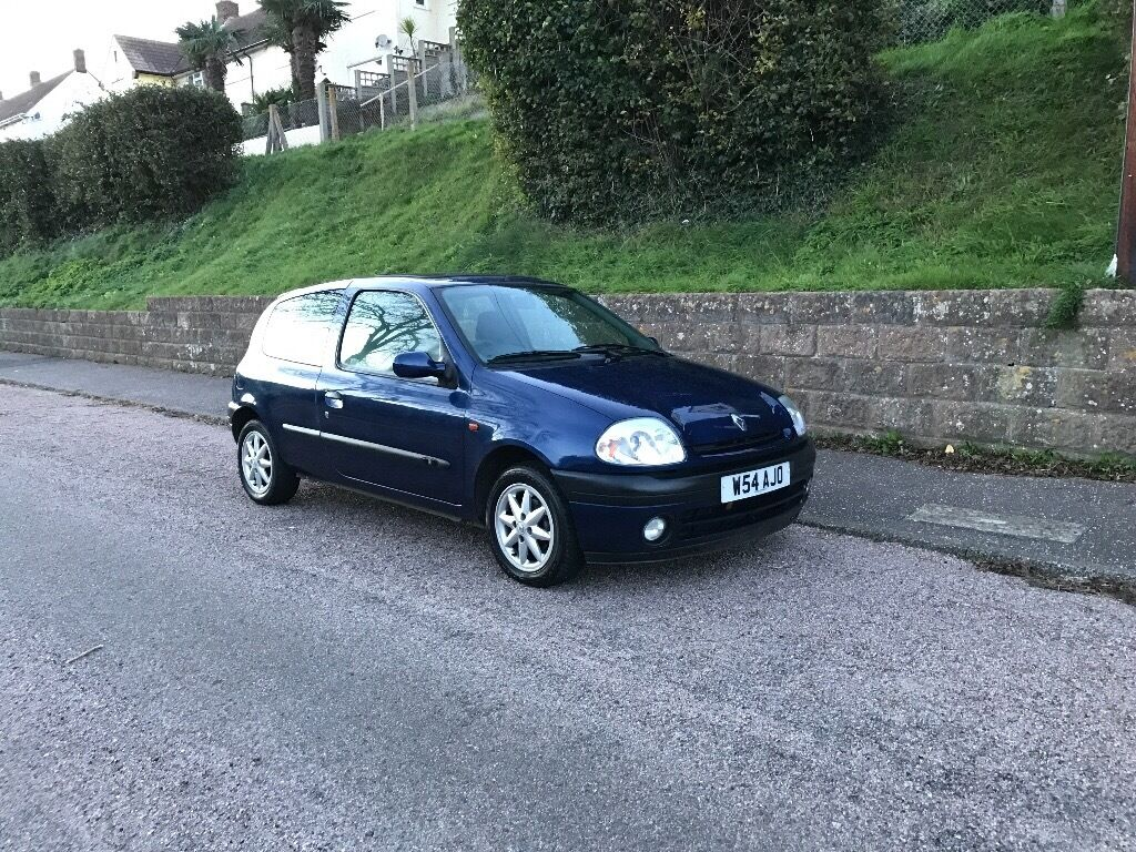 Renault Clio 1.4~MOT~SERVICE HISTORY~GREAT CHEAP CAR