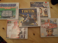 3DS GAMES BUNDLE